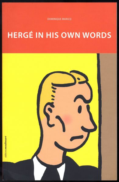 Hergé in his own words (SC Din A5)