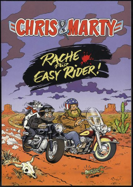 Chris & Marty - Rache für easy Rider (SC)