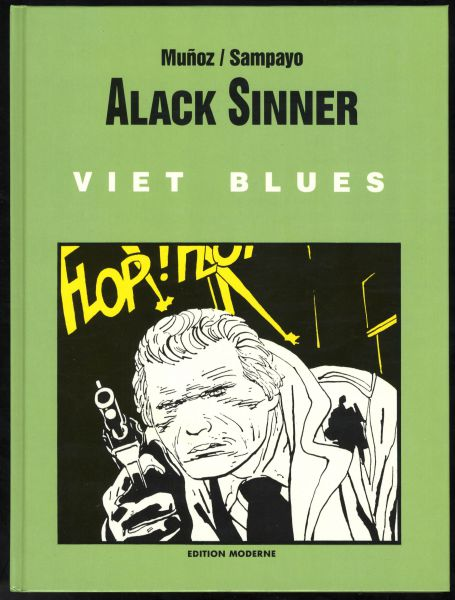Alack Sinner - Viet Blues (HC)