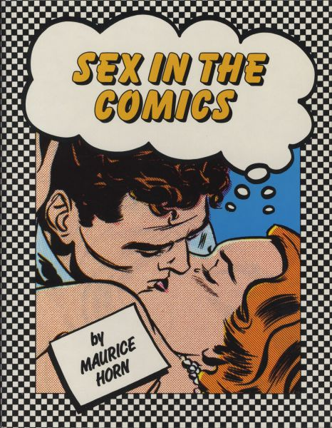 Sex in the Comics (dicker fetter englischer HC mit SU)