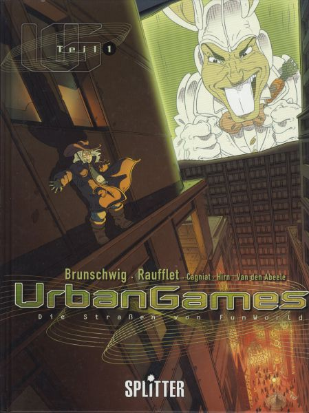 Urban Games Bd 1 (HC)