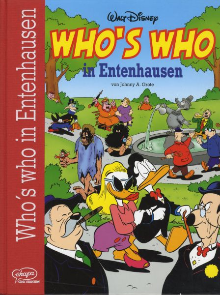 Who's who in Entenhausen (dicker toller HC)