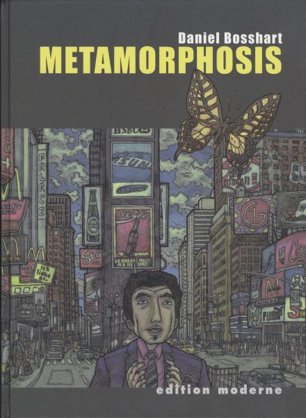 Edition Moderne - Metamorphosis (HC)