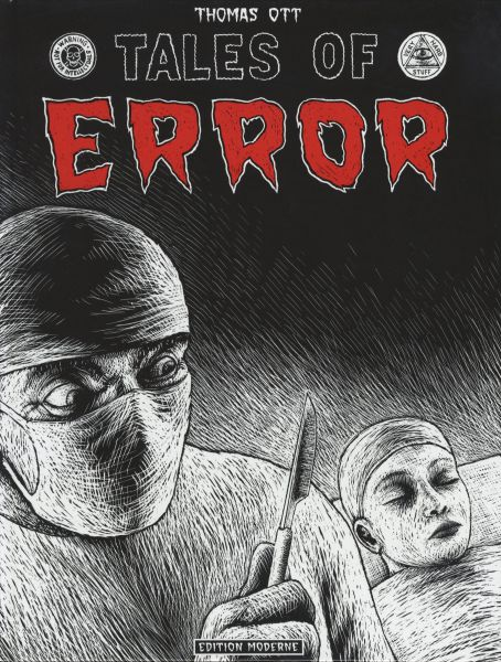 Edition Moderne - Tales of Error (HC)