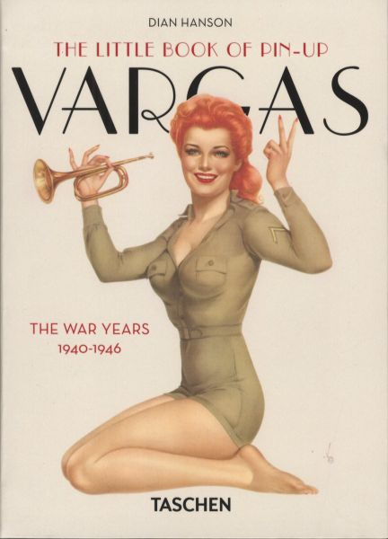 The little book of Pin-Up Alberto Vargas (SC)