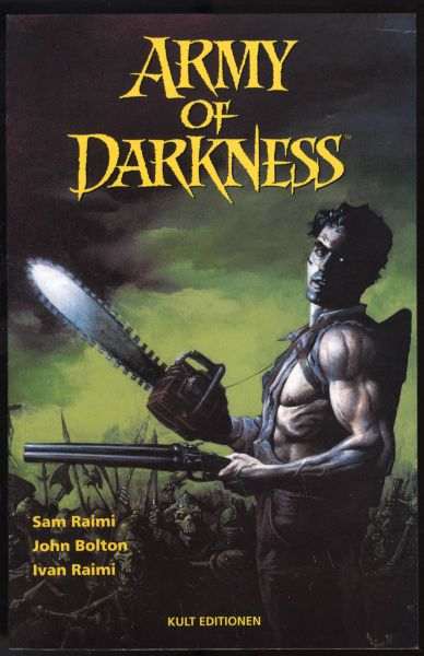 Army of Darkness (SC, Kult)