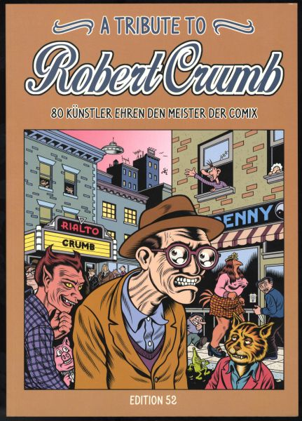 A tribute to Robert Crumb (SC)