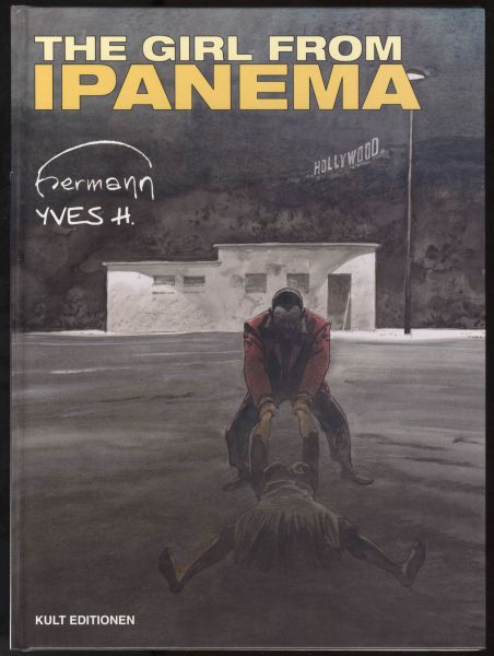 Hermann - The girl from Ipanema (HC, Kult, deutsch)