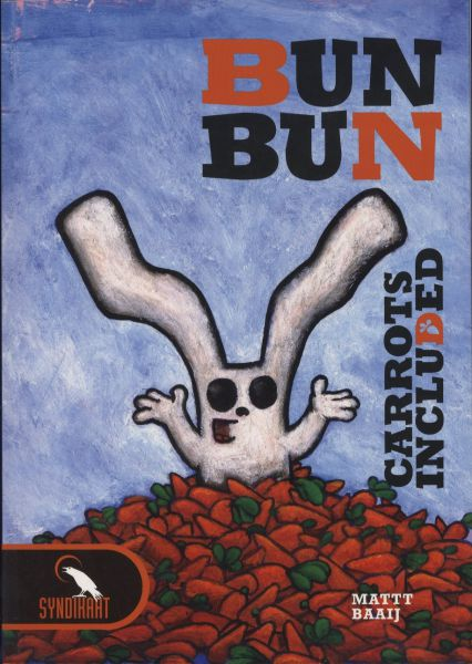 Bun Bun - Carrots Included (SC, Strips ohne Text)