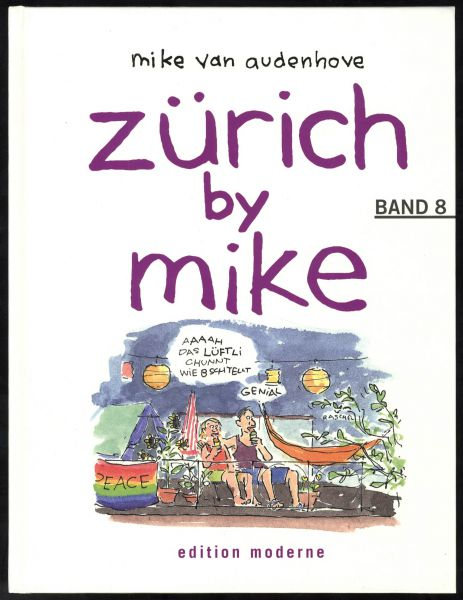 Edition Moderne - Zürich by Mike Nr. 8 (HC)