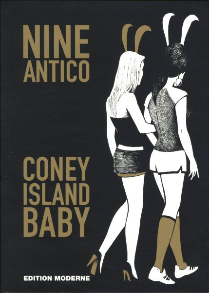 Edition Moderne - Coney Island Baby (SC)